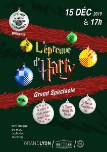 Spectacle de Noël 2019 à Charbonnières-les-Bains