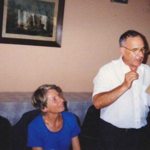 Cremieu 1997 Jean BESACIER Elisabeth ALBERT Jean Paul MICOL